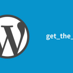 WordPressでタグの名前・ID・スラッグ・URL・説明文を取得する方法