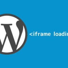 iframeタグ内にloading属性のlazyを指定して動画などの埋め込みも遅延読み込みする方法