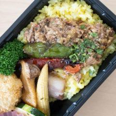 武蔵小山のテイクアウト・デリバリー専門店「いちはら亭」のランチ弁当が安くてうまい!