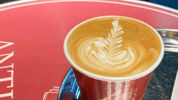 川崎でおいしいコーヒーを飲むならアゼリアの「ANTICO CAFFE AL AVIS」がおすすめ!