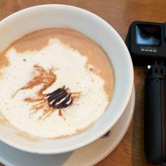元町「LENTO」がおしゃれで居心地の良いカフェ!でかいサイズのカフェモカがおいしかった!