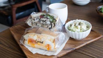 武蔵小山のカフェ「Spread」のサンドイッチがおいしい!おしゃれな店内は居心地も良い!