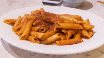 西小山のイタリアン「Cizia(チッツィア)」のランチパスタがおいしかった!