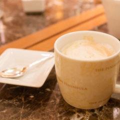 日比谷「ザ・ペニンシュラ ブティック&カフェ」は贅沢な時間を味わえるカフェ