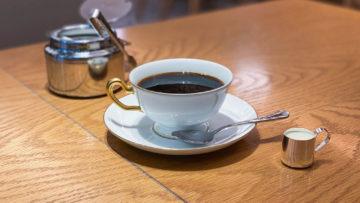 川崎アゼリア「丸福珈琲店」は昔ながらの喫茶店の雰囲気でおいしいコーヒーが楽しめる