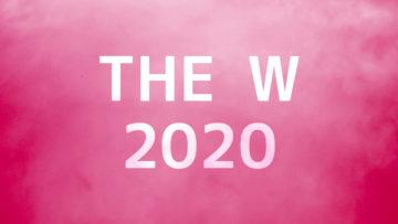 THE W 2020の点数まとめと、ネタのざっくりメモ
