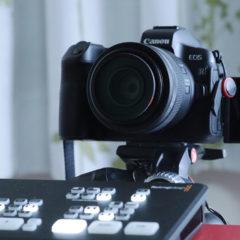一眼レフカメラやミラーレス一眼カメラをウェブカメラとして使う場合の選び方