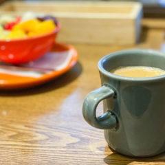 すかいらーく系列の和カフェ「chawan」がお茶するのにいい感じ!あんみつとコーヒーがおいしかった!