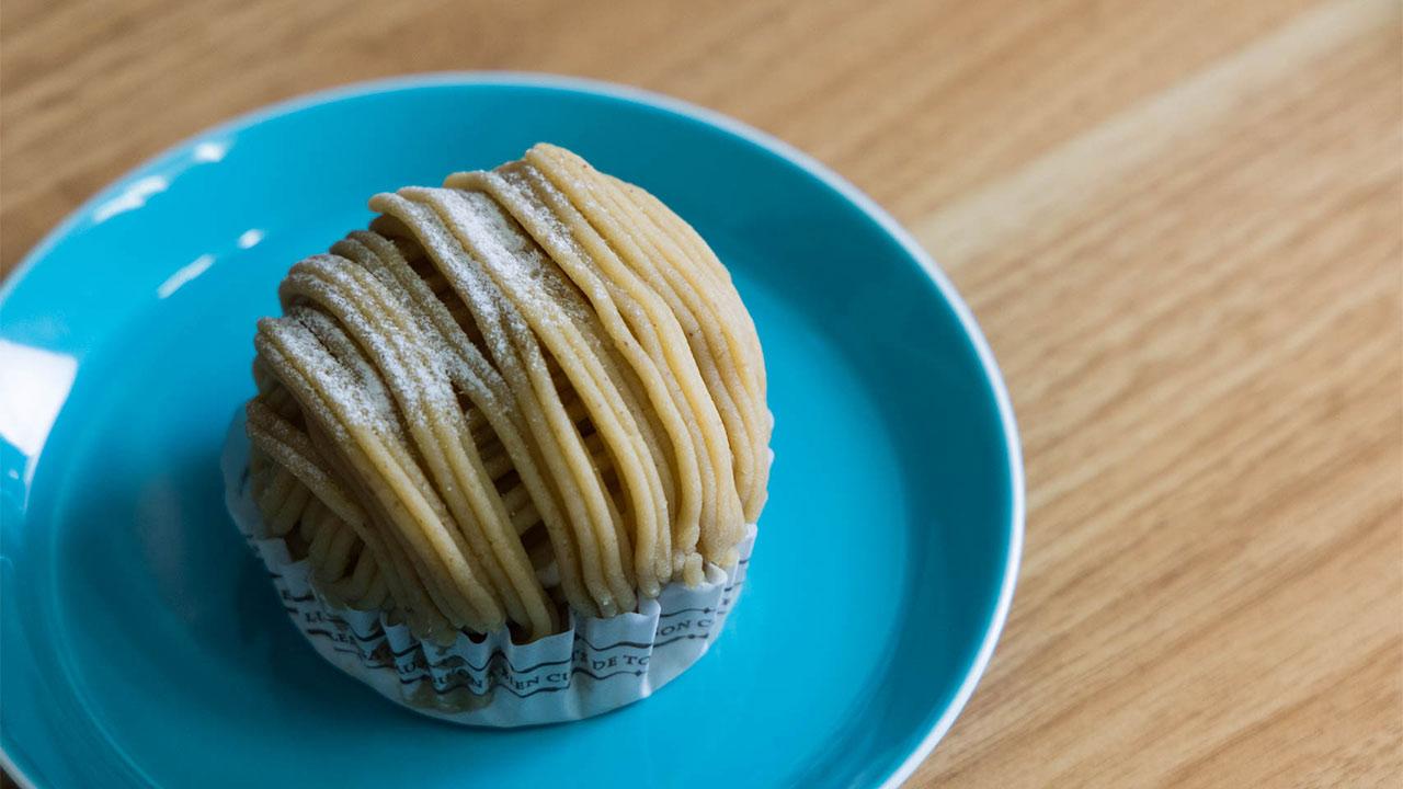 西小山のケーキ屋さん「ENTIER(アンティエ)」のモンブランがうますぎ!