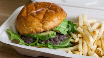 デリバリー限定ハンバーガーショップ「Supreme Gourmet Burger」でクラシックバーガーとテリヤキバーガーを食べてみた