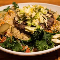 六本木ミッドタウン「THE COUNTER」でサラダスタイルをカスタムオーダー!ハンバーガーよりも野菜がしっかり採れて最高!