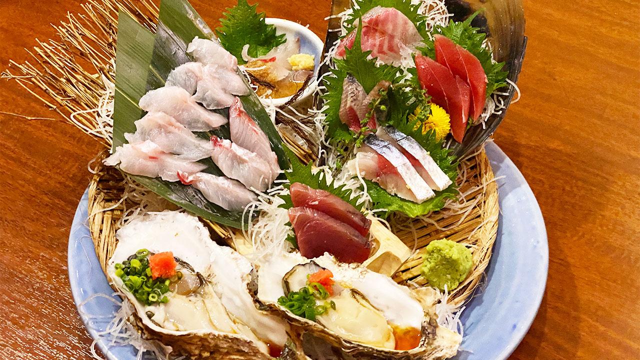 関内の居酒屋「うず潮屋」の料理がおいしい!月桃荘でレコーディング後に行きたいお店!