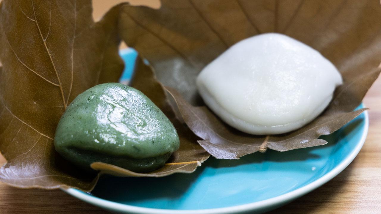 目黒本町の老舗和菓子店「つたや一粋庵」の柏餅がうますぎる!