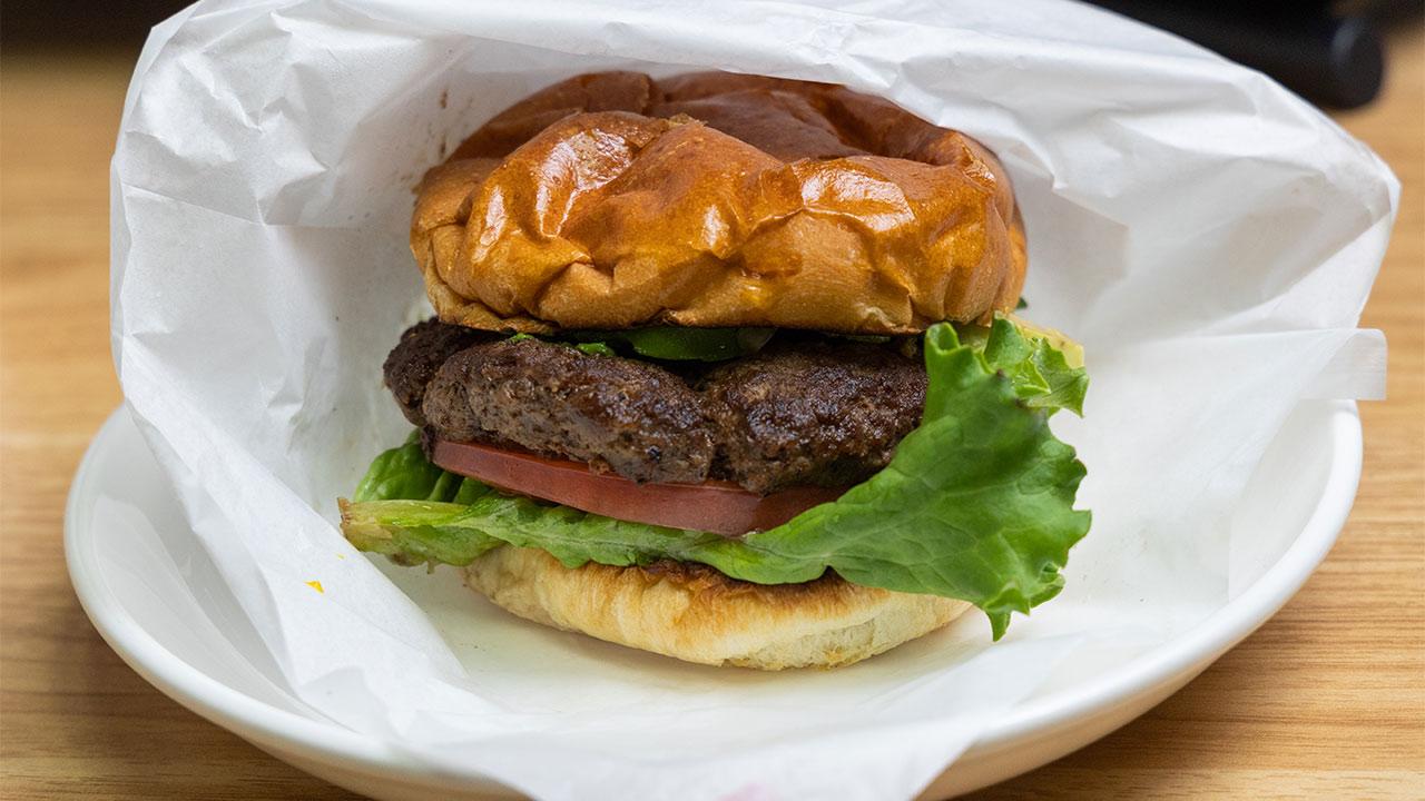 目黒のハンバーガー屋「ONE THE DINNER」でデリバリーしたらうますぎた