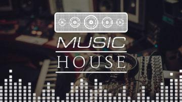 作編曲やエンジニアリングを学べるコミュニティ「MUSIC HOUSE」に参加!実践的な勉強ができて最高です!