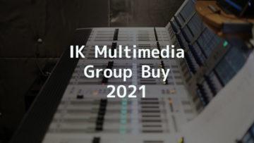 【2021】IK Multimediaのグループバイでもらえるもの一覧と個人的におすすめしたいプラグイン