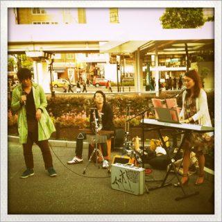 ストリートライブやるなら川崎駅がおすすめ!アマオト川崎発上陸!