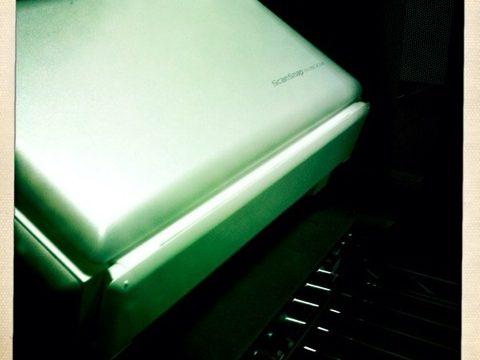 ScanSnap FI-S1500Mを購入しました!