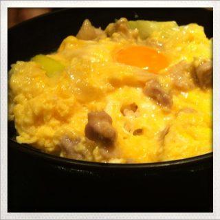 博多水炊き「蟻月」代官山店のランチで親子丼食べてきました!