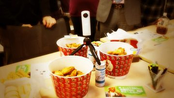 拡張現実ライフのあきおさん主催「ブロガーズケンタッキーナイト」に参加しました!