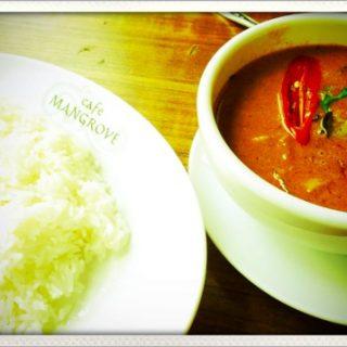【閉店】恵比寿でめっちゃうまいタイ料理屋みつけた!cafe MANGROVEのマッサマンカレー超うまい!
