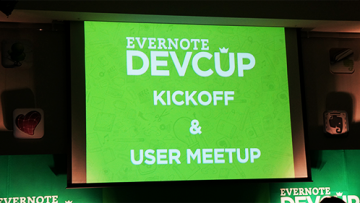 Evernote Devcup 2013 Kick off in Tokyoに参加してきました