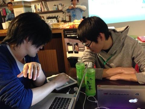 Evernote hackathon 02