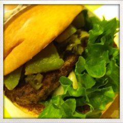フレッシュネスバーガーのアボカドバーガーを食べて来ました!
