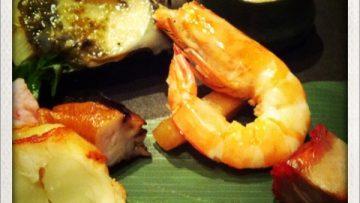 インターコンチネンタルホテルの中華料理屋「かりゅう」が絶品過ぎ