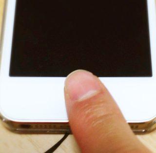 スワイプする必要すらない!iPhoneの指紋認証でのロック解除が快適すぎる!