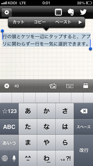 Iphone text selection04