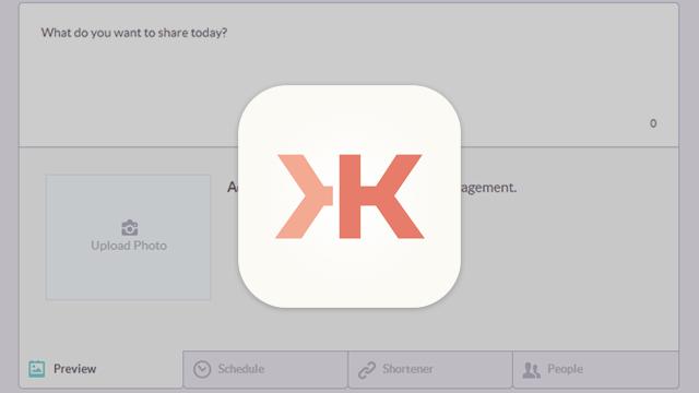 Kloutの予約投稿が賢い!FacebookとTwitterに投稿するために最適な時間を教えてくれる!