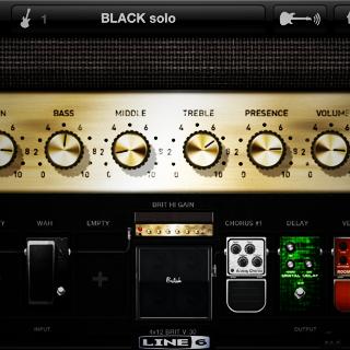 Line 6のアンプシミュレーターアプリ「Mobile POD」の音が良すぎてヤバい!
