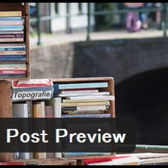 WordPressで公開前の記事の下書きを他人に見せられる「Public Post Preview」が便利すぎ