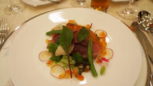 Sendai wedding meal02
