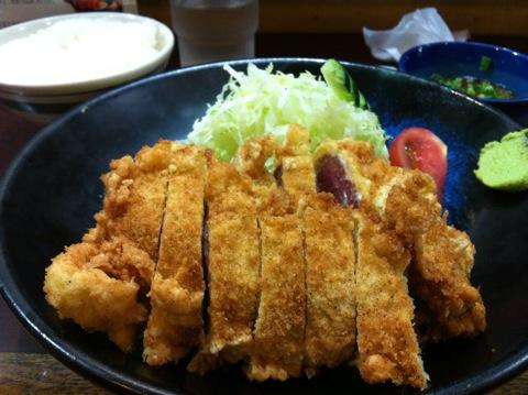 Shinbashi gyukatsu okada IMG 4574