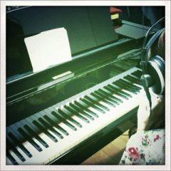 MacBook Proでグランドピアノ録りしてきました