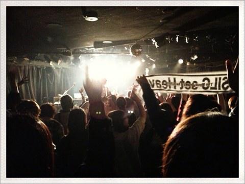 2013年アマオトライブ一発目はSILC set Heaven主催の「GO-ON-ROCK!! Vol.7」