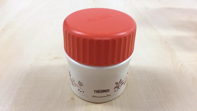 THERMOS(サーモス)フードコンテナーなら温かい汁物をお弁当に持っていける!