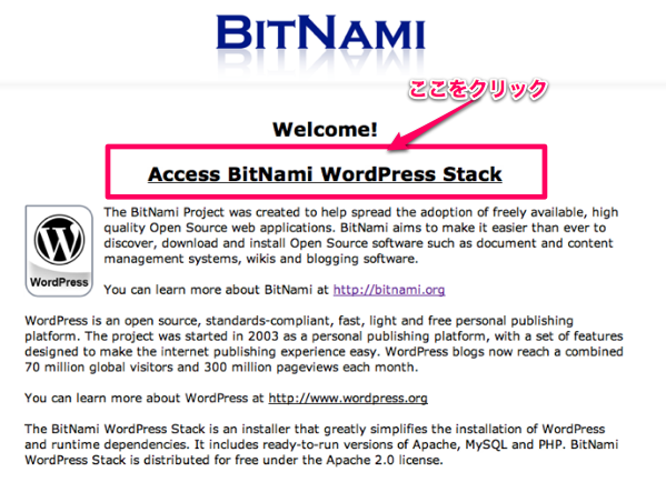 Wordpress bitnami10